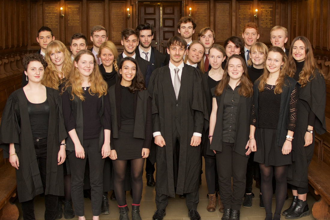 Somerville College Choir 2015/2016