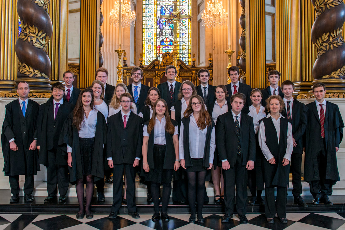Somerville College Choir 2012/2013