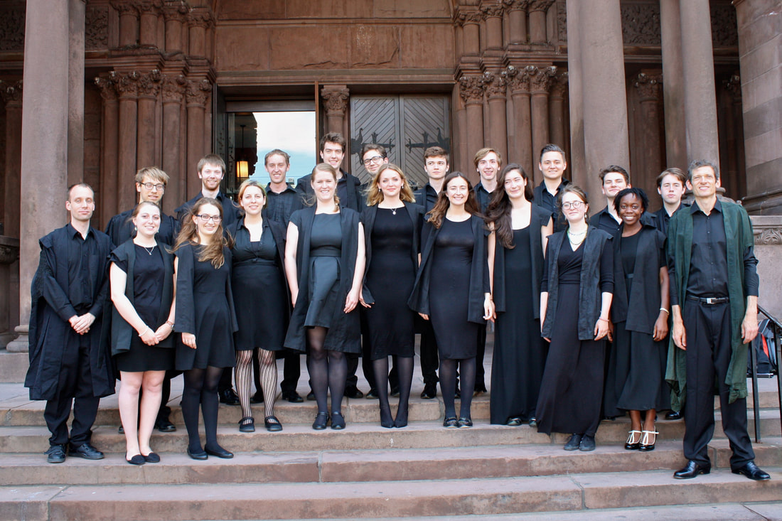 Somerville College Choir 2013/2014